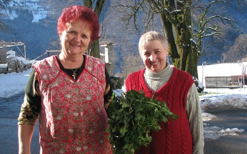 Na obisku v slovenski ekološki vasici