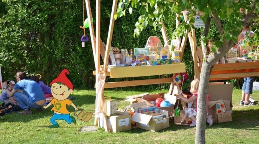 Eko družinski piknik