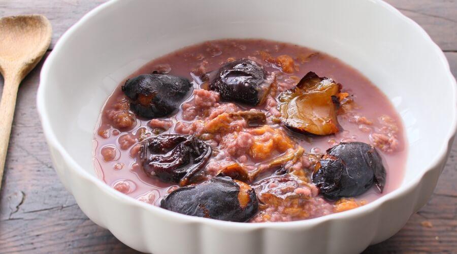 Čvečkova župa - slivova juha