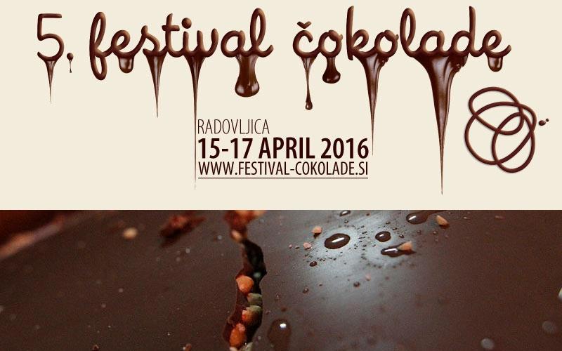 Največja čokoladna prireditev v Sloveniji