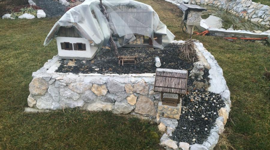 Park miniaturnih hišic Nuskova