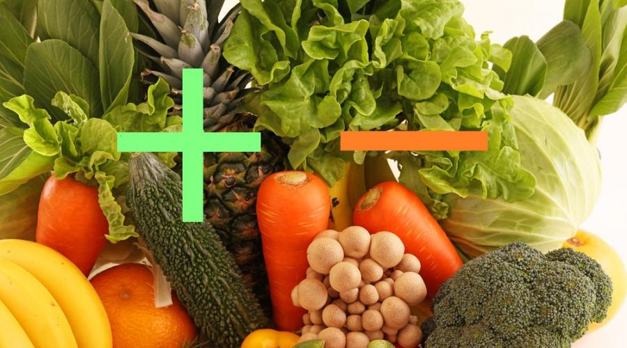 Presno prehranjevanje - ZA in PROTI