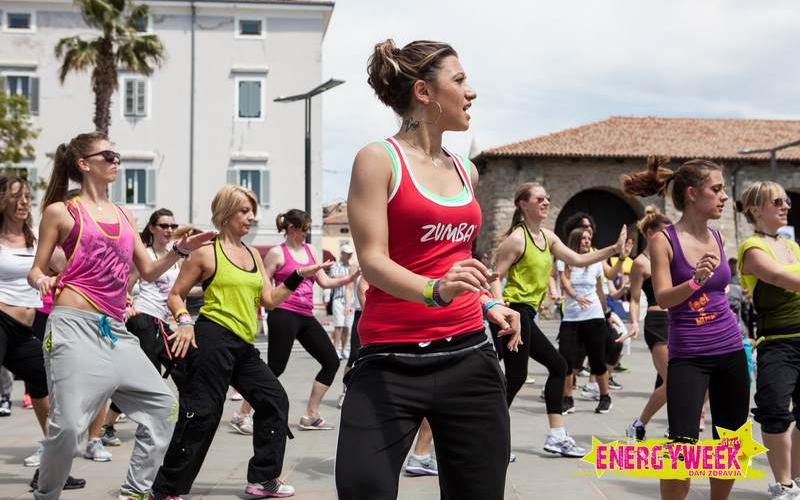 Energični konec tedna v Kopru