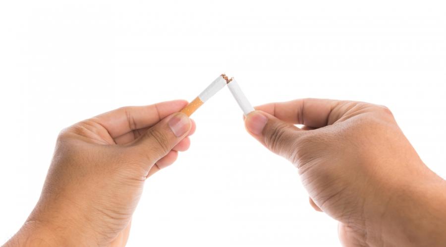 Uporaba tobačnih izdelkov vodi v bolezen in prezgodnjo smrt