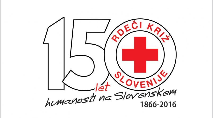 150. obletnica Rdečega križa pri nas