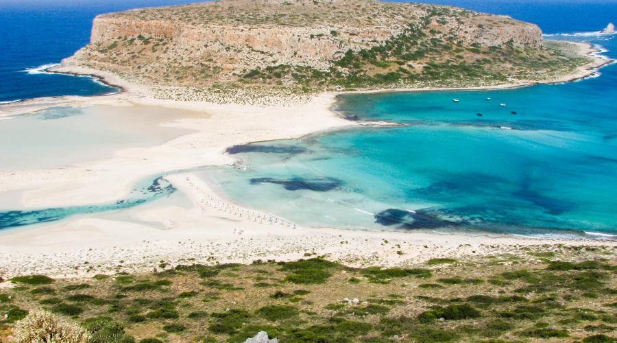 Vedno sončna - Kreta