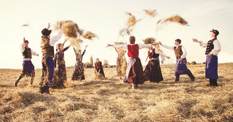 Mednarodni folklorni večer v Cirkovcih