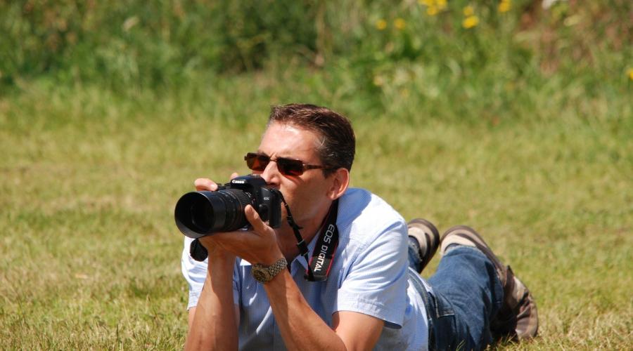 Atlas ptic Slovenije na lovu za fotografijami