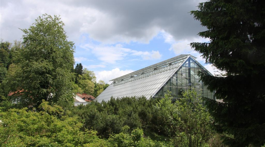 206. obletnica Botaničnega vrta v Ljubljani