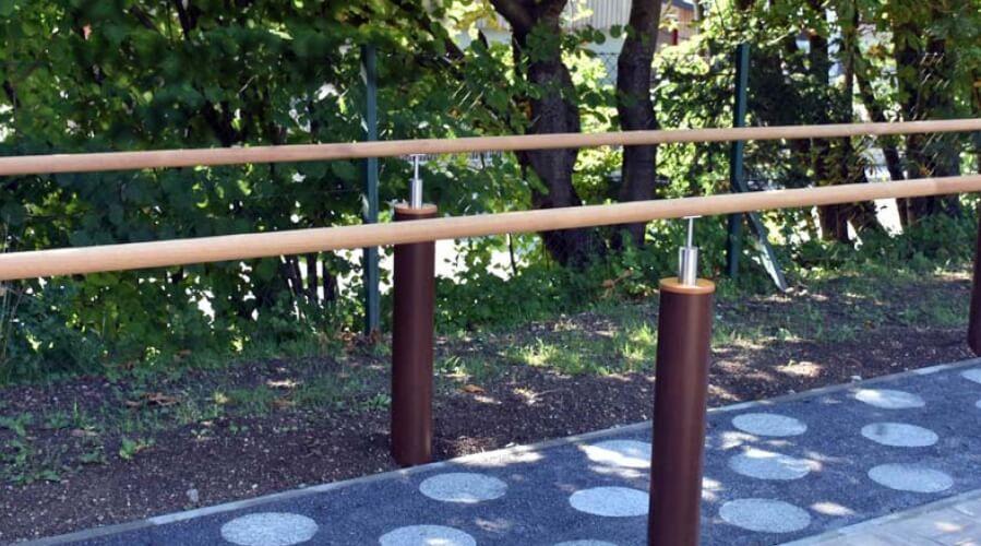 Zunanji vadbeni park Elan – prostor za dnevna druženja in motivacija k gibanju