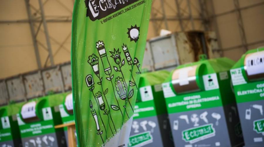Zbiralniki E-odpadkov bodo odslej tudi v Murski Soboti in okolici