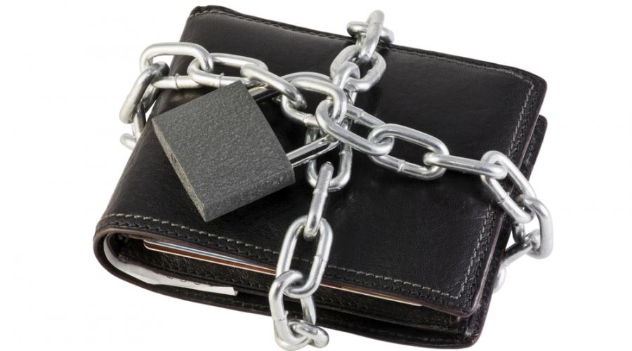 Kaj storiti, če izgubimo denarnico?
