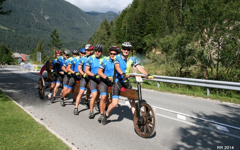Letos Kranj središče ekipnega kolesarjenja Rekreatur
