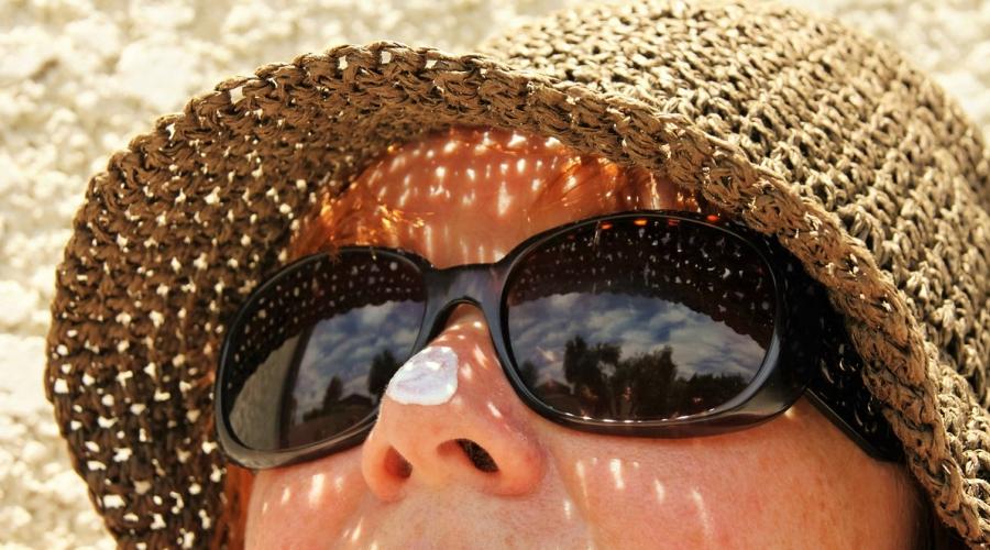 Na Festivalu kozmetike tudi Sončni kotiček