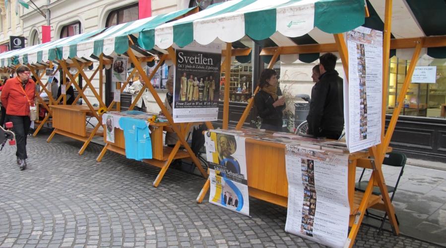 Prihaja Festival Lupa - bazar nevladnih organizacij