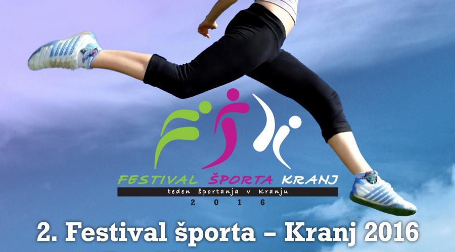 Teden športanja v Kranju