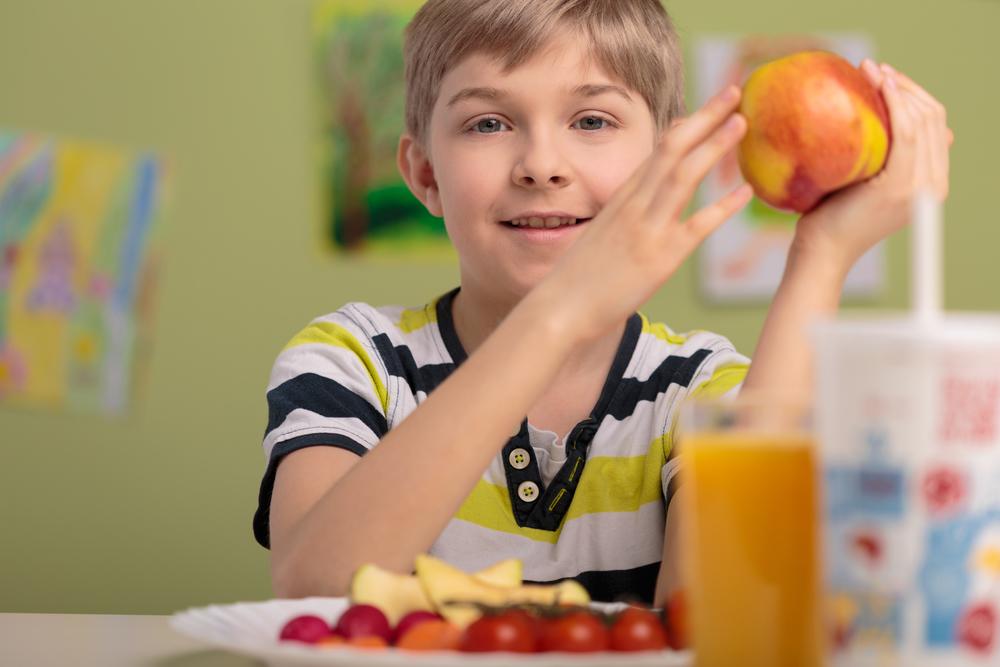 Zdrav zajtrk za zdrave otroke