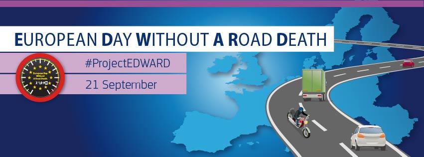 Evropski dan brez smrtnih žrtev v cestnem prometu