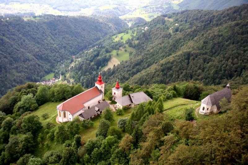 Gremo v hribe – sv. Primož nad Kamnikom