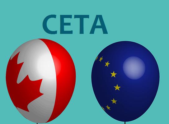 Posvet na temo sporazuma CETA