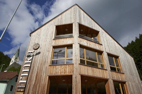 Natečaj za nagrado za trajnostno gradnjo in prenovo v Alpah