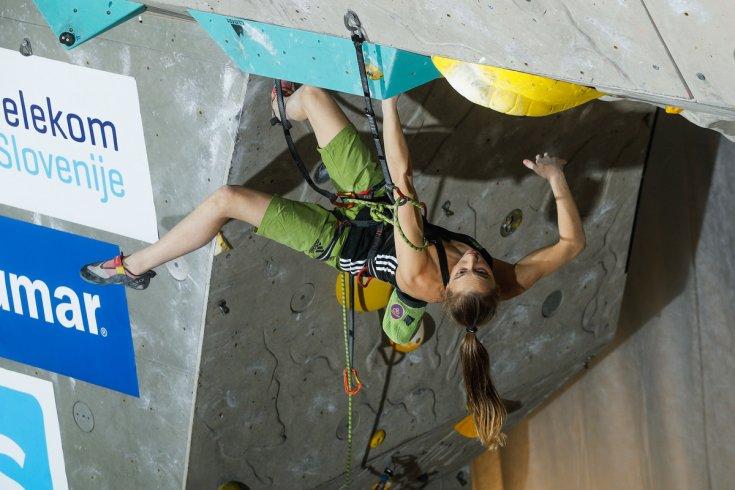 Za slovenske športne plezalce zaključena najboljša sezona