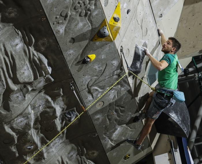 Finale svetovnega pokala v športnem plezanju v Kranju