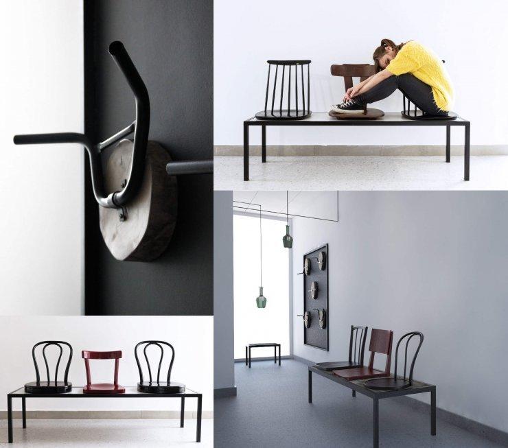 Ne reciklirano, temveč upciklirano pohištvo