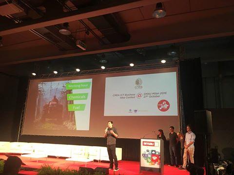 Slovenska študentska start up ekipa zmagala na mednarodnem tekmovanju za IKT poslovno idejo