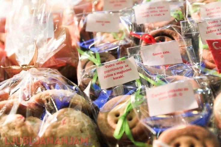 Prihaja Dobropeka - dobrodelna prodaja doma spečenih dobrot