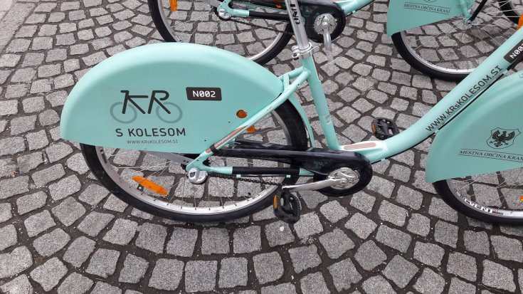 Tudi v Kranju sistem izposoje koles: 'Kr s kolesom' bo zaživel spomladi