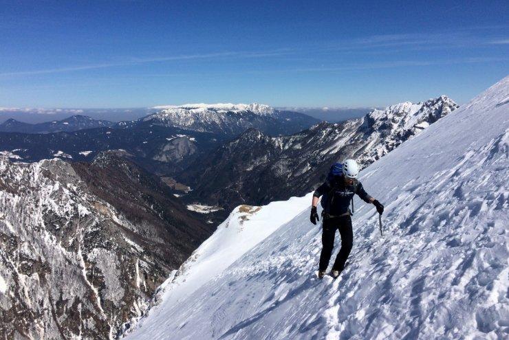 Odhod v gore pozimi zahteva dobro načrtovanje in priprave