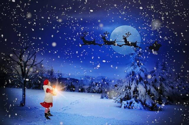 S Pohorja prihaja dedek Mraz