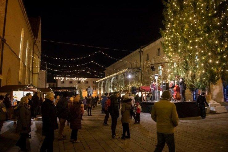 Kranj: tudi letos sledijo lanskemu naslovu najlepše okrašenega slovenskega mesta