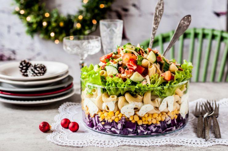 Božično kosilo, večerja, prigrizki: tokrat vegetarijanski