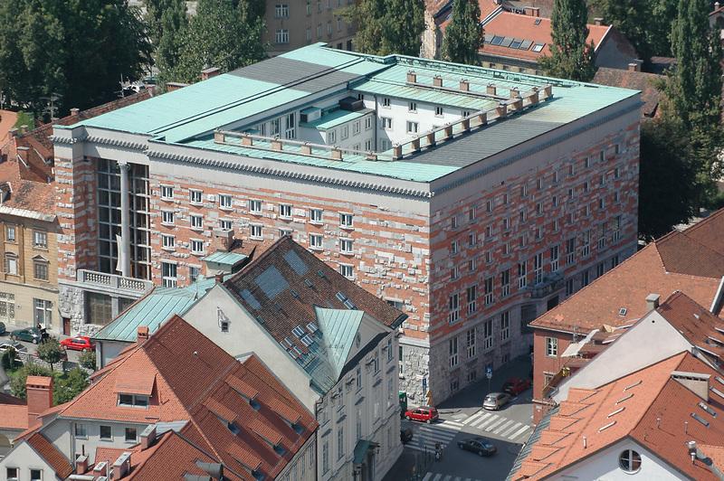 NUK (Foto: Dunja Wedam, vir: slovenia.info)