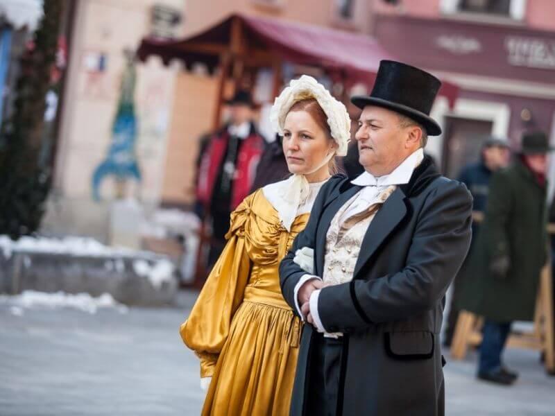Prešernov smenj v Kranju – čas je za romantiko 19. stoletja