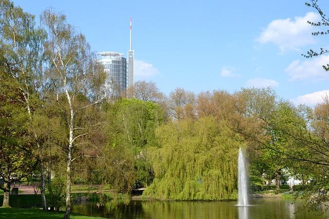 Nemški Essen po ceremoniji tudi uradno Zelena prestolnica 2017