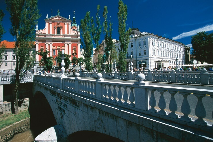Ljubljana na strani vodnikov In Your Pocket med top 10 mesti na svetu
