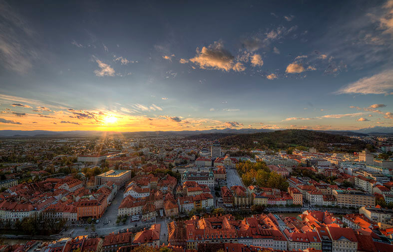 Uspešno zaključeno leto zelene Ljubljane