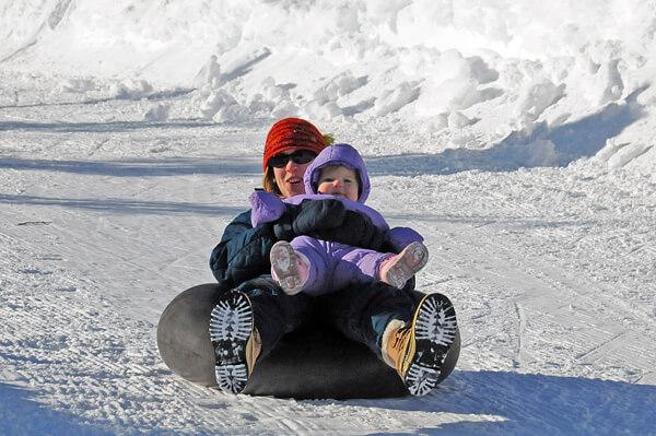 Stari vrh: poleg smučanja tudi vrsta drugih zabavnih zimskih aktivnosti