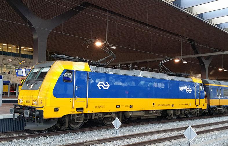 Na Nizozemskem že vozijo vlaki zgolj na vetrno energijo