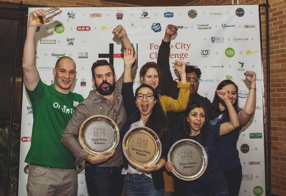 Slovenski OriginTrail zmagal na mednarodnem tekmovanju Food+City po izboru občinstva