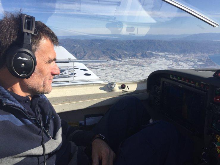 Misija Green Light World Flight se nadaljuje: Lenarčič opravil meritve v zahodnem Sredozemlju