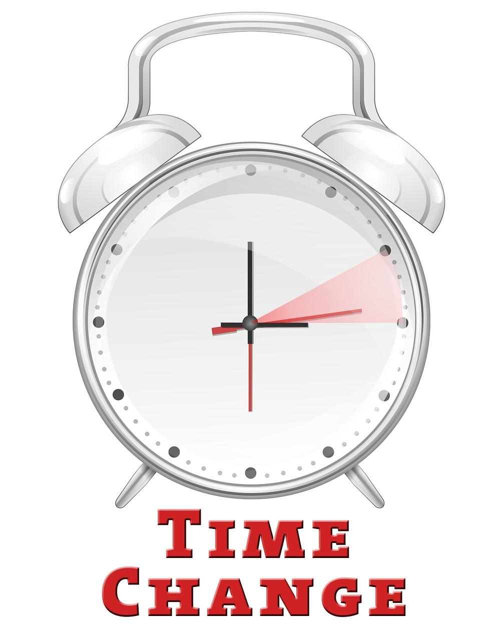 Zakaj premikamo ure?