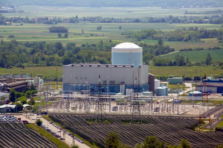 Nuklearna elektrarna Krško kot prva na svetu s 3D natisnjenim delom