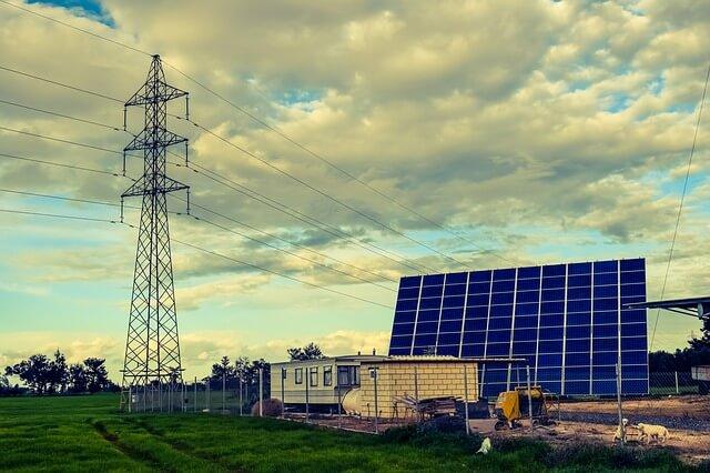 Skupnostna sončna elektrarna
