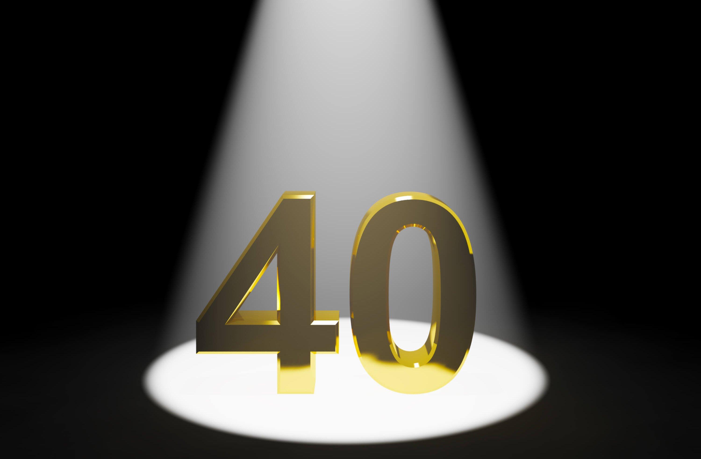 Zakaj je število 40 pomembno pri veliki noči?