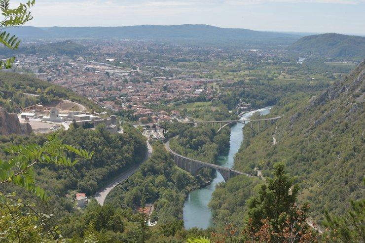 Svetovna platforma Jane's Walk tudi pri nas: urbani sprehod v Novi Gorici