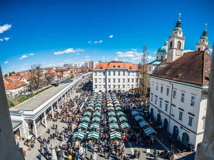 Odprta kuhna danes že stotič v Ljubljani